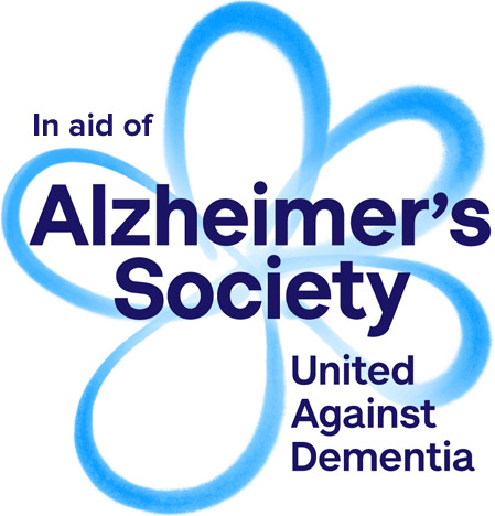 In aid of Alzheimer's Society